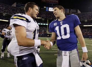 Eli Manning & Philip Rivers
