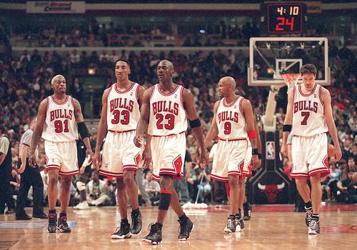 1997-98 Chicago Bulls