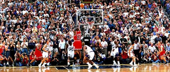 Jordan 1998 Game 6 Game Winner