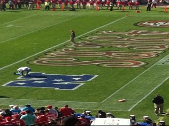 Carolina vs. 49ers Game