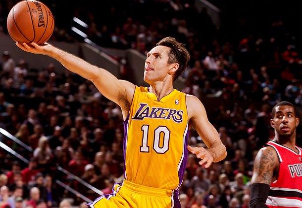 Steve Nash - Lakers