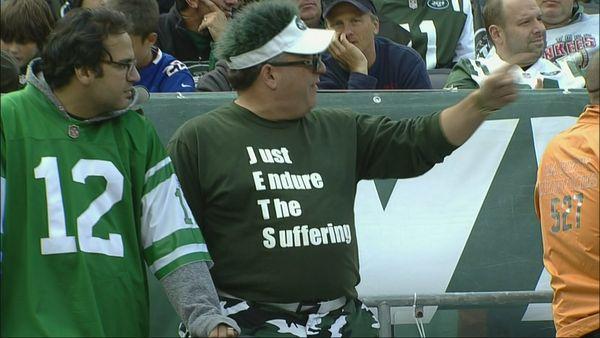 Jets Fan T-Shirt