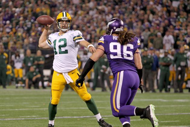 Rodgers Vikings