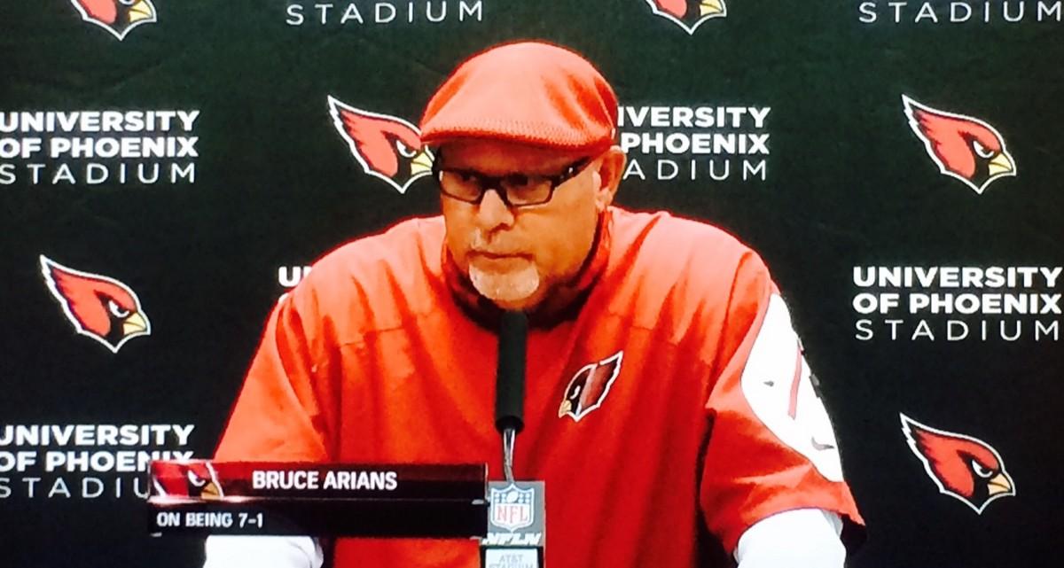 Bruce Arians Hat