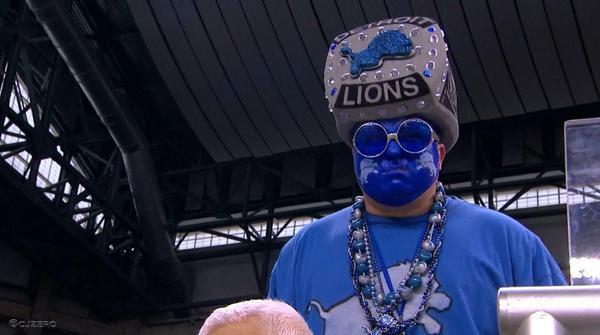 Lions SB Ring Fan