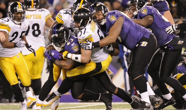Steelers vs. Ravens