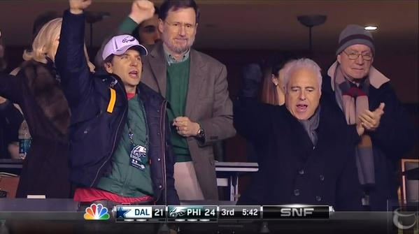Lurie and Bradley Cooper