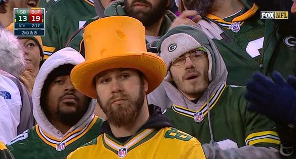Packers Fan Cheesehead
