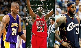 How LeBron's First Dozen Years Stack Up Against The Greats