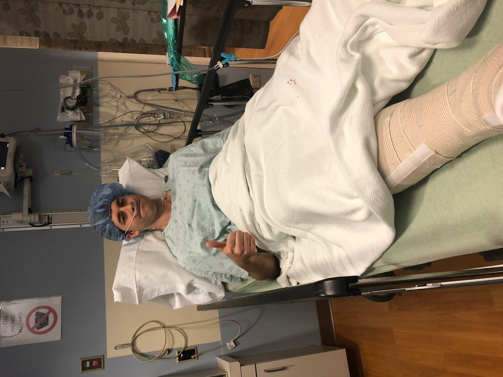 c6473965e5a My Journey and Recovery from a Torn Achilles — Back Of The Jersey